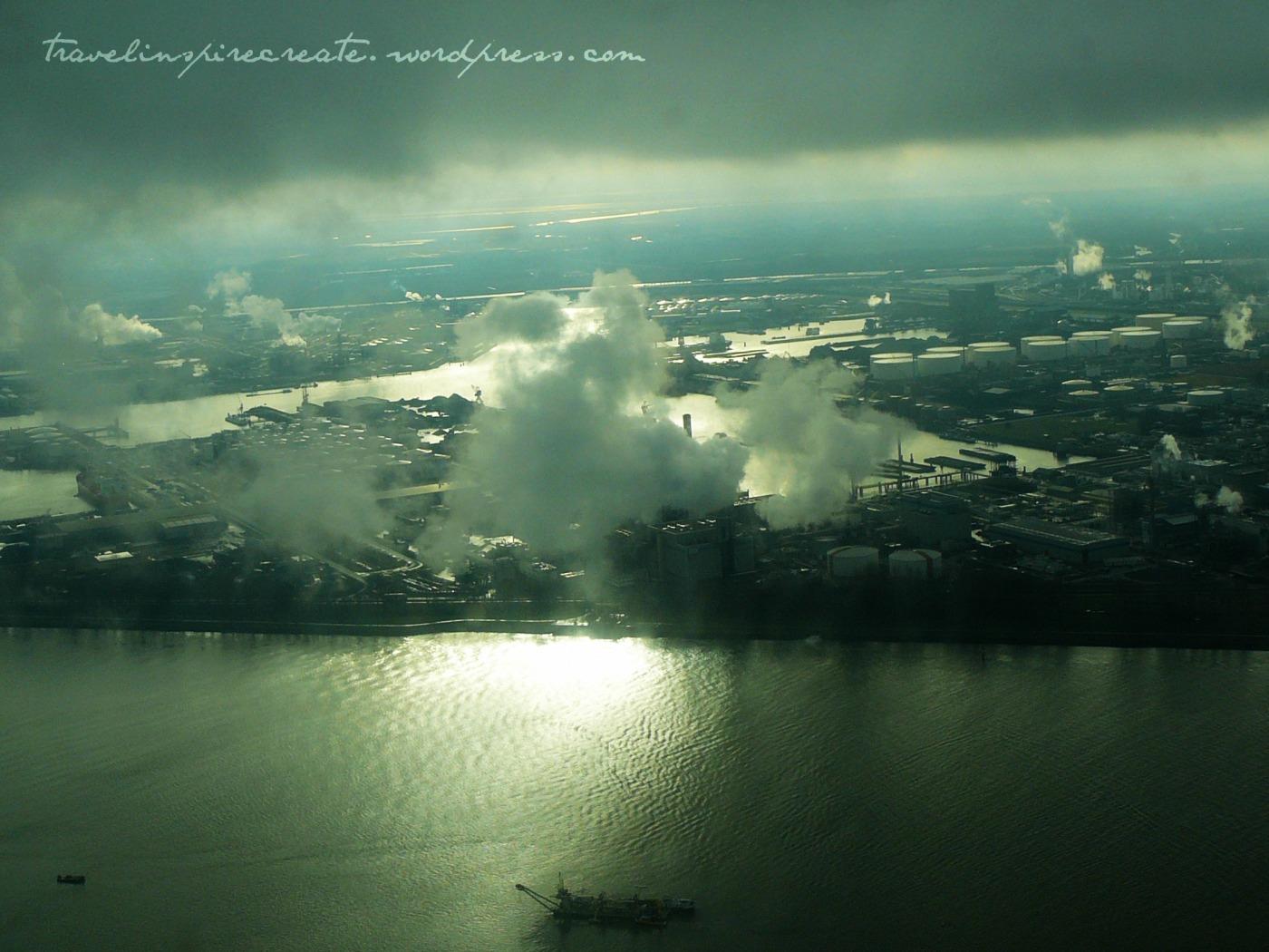 Rotterdam harbour   Travel Inspire Create