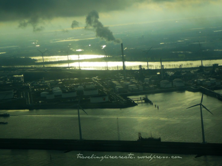 Rotterdam harbour | Travel Inspire Create