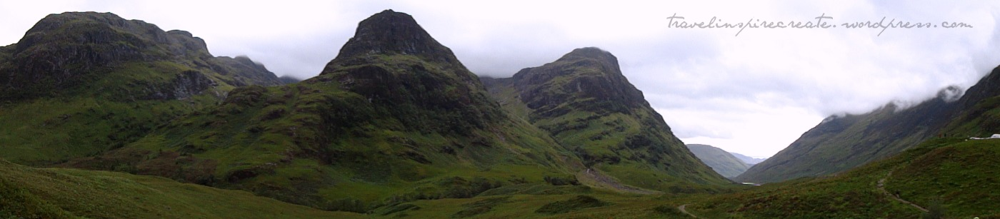 Glencoe - Three Sisters